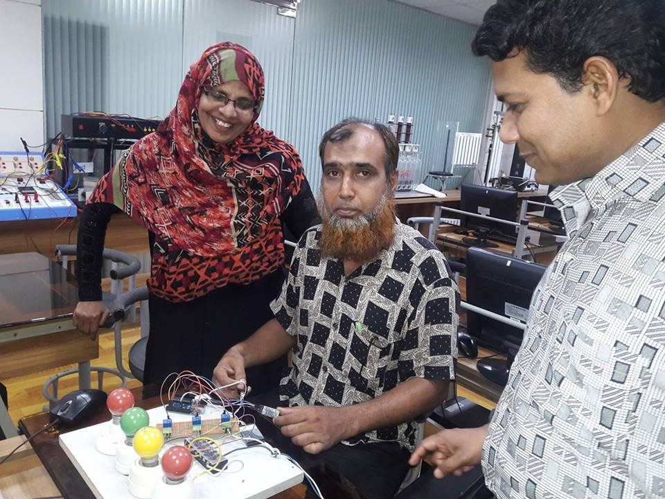 Advanced Arduino Training for Youth Development Department