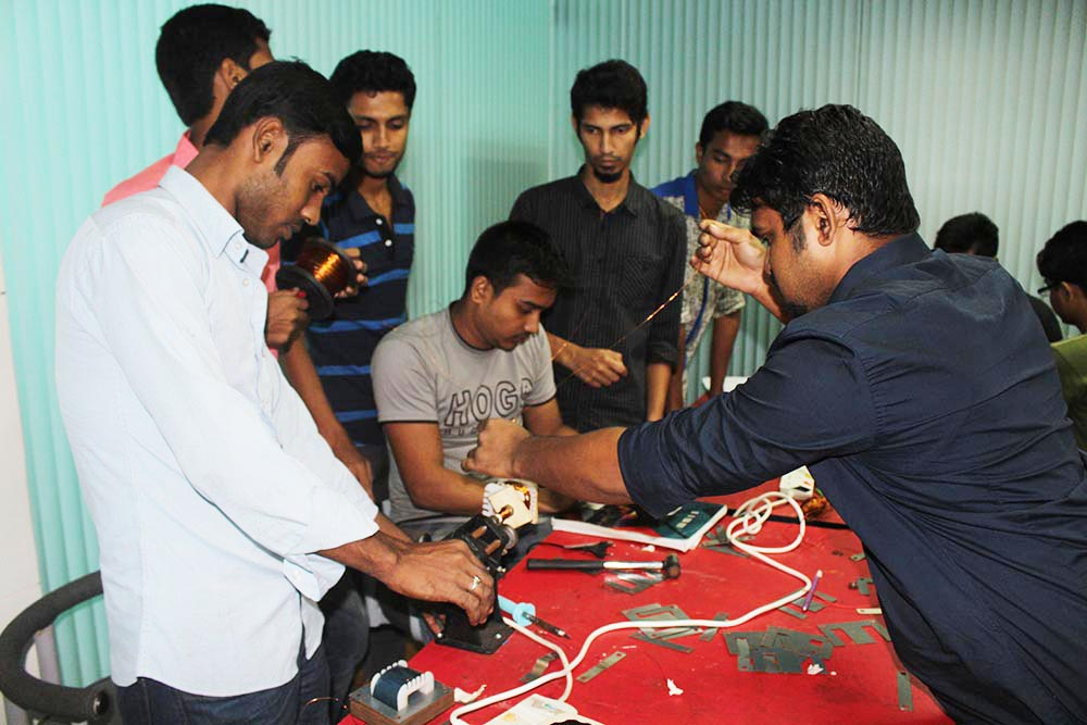 Single Phase Transformer Design Training