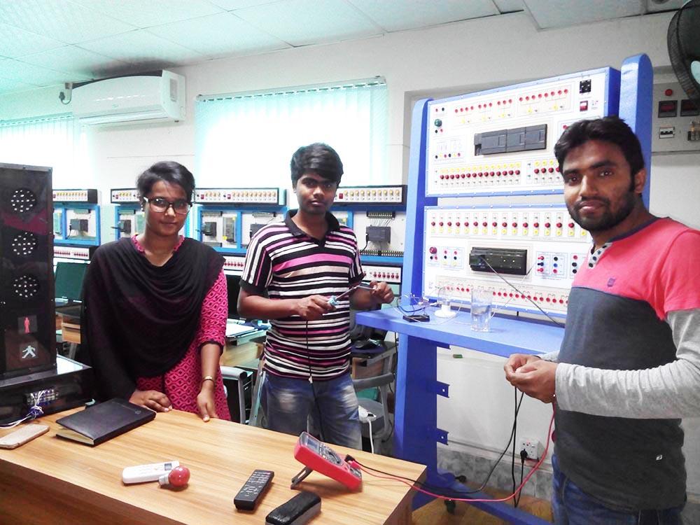 Analog Programming of PLC