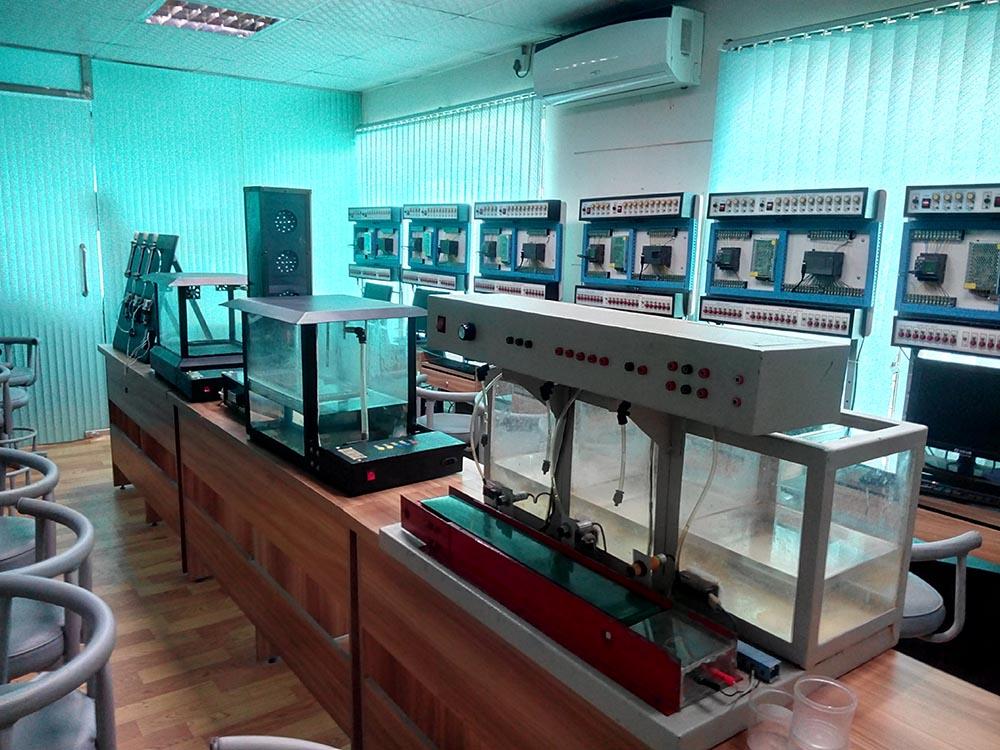 PLC Project Liquid Level Control